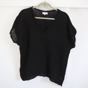 Gauze Cotton Top from Velvet by Graham and Spencer